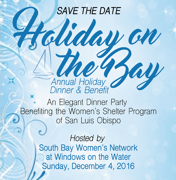 SBWN Holiday Dinner & Benefit-SAVE THE DATE